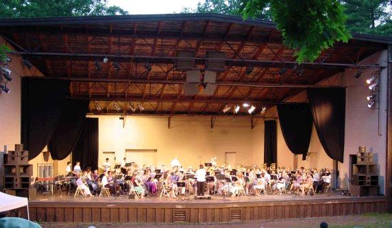 Guilderland Performing Arts Center at Tawasentha Park